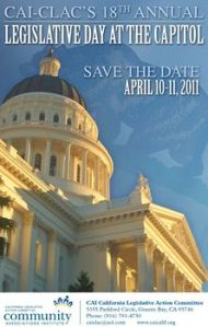 CLAC'S 18TH LEGISLATIVE DAY AT THE CAPITOL