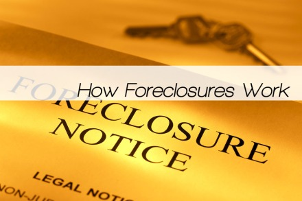 how foreclosures work