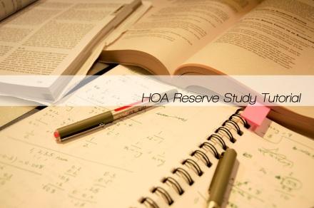 Reserve study
