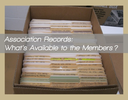 Association Records