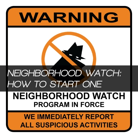 Neighborhood Watch Stickers copy