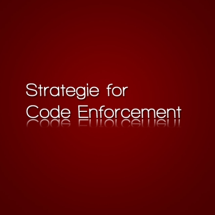 Strategies for Condo Enforcement