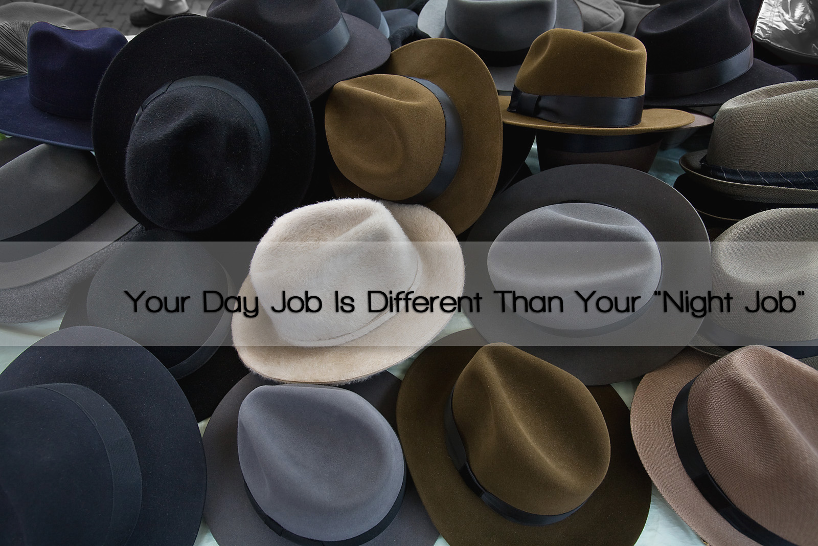 """Your Day Job Is Different Than Your """"Night Job"""" – Article by Kelly G. Richardson, Esq."""